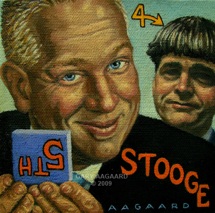 The Fifth Stooge